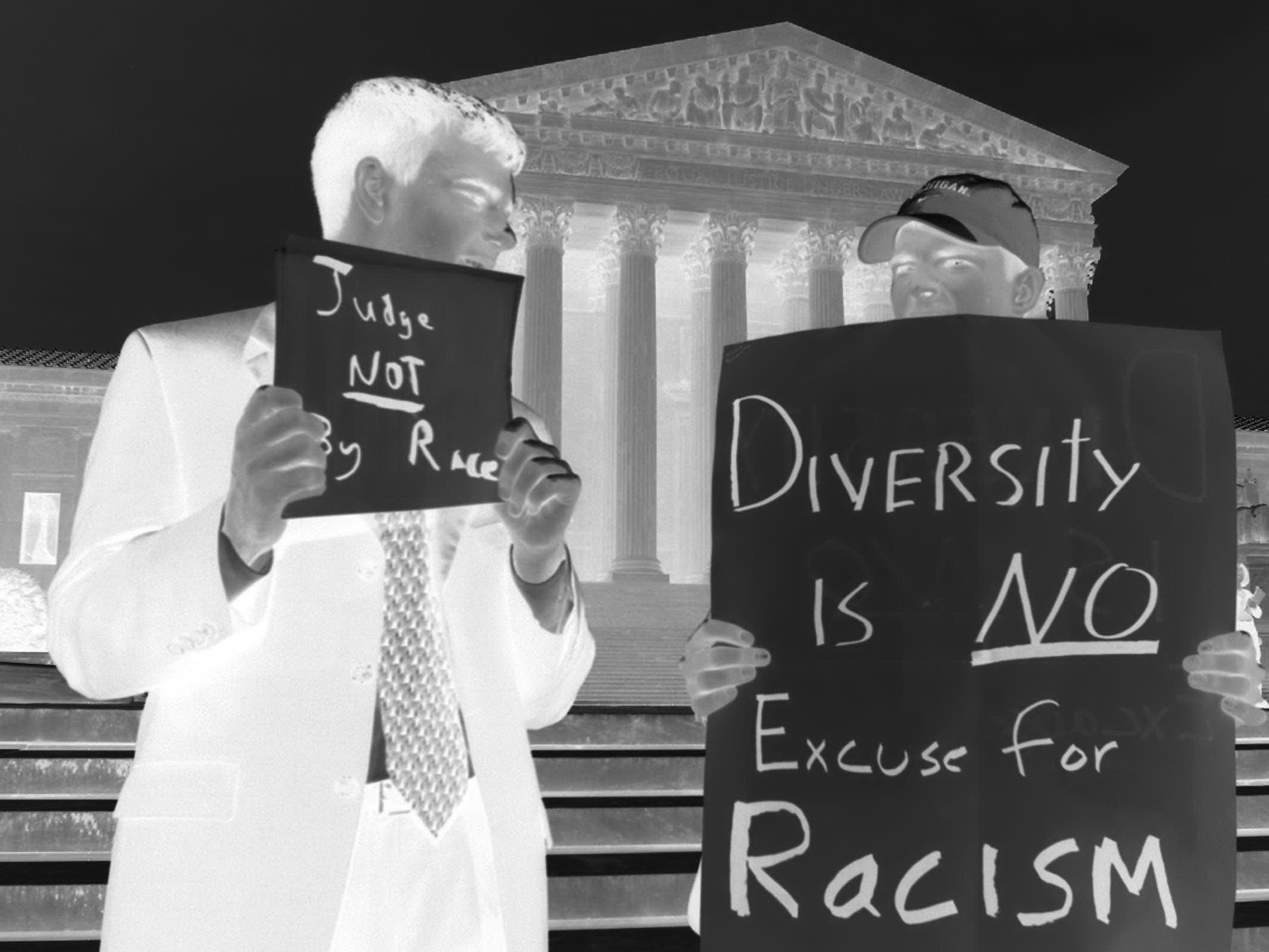 an argument against the notion that affirmative action is a form of racism Therefore, the corrective argument for affirmative action is too general to create justification for preferential policies, assuming racism in white americans, and discrimination in hiring criteria the final argument for affirmative action practices are known as forward-looking.