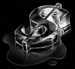 7351347-crisis-finance-the-dollar-symbol-in-melting-ice-devaluated-money-image-symbolizing-the-bankruptcy-1024x939