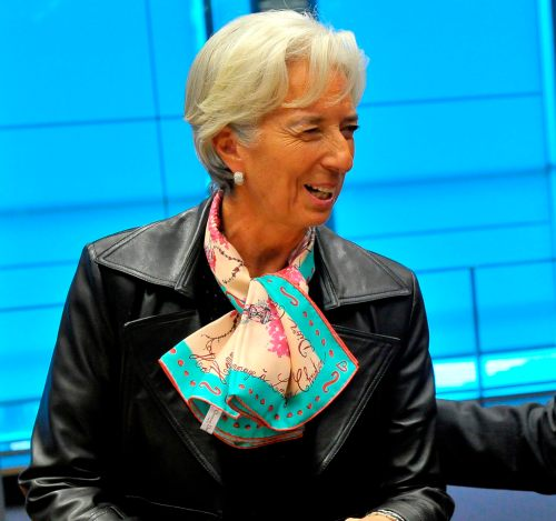 IMF's Christine Lagarde: Impeccable fashion sense