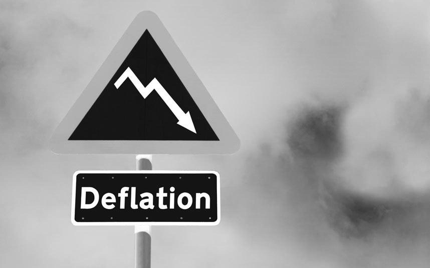 Image result for deflation